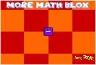 Juego  more math blox mas matematicas blox
