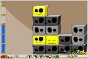 Juego qbeez cubos de colores
