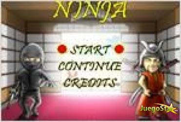 Juego  ninja