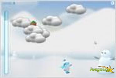 Juego  snow man jam hombre de nieve
