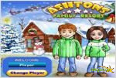 Juego  ashtons family resort ashtons hotel familiar