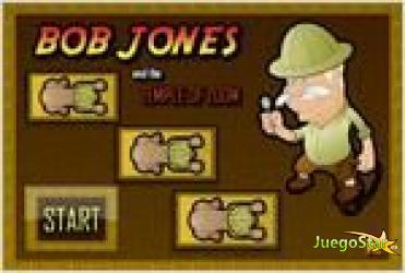 Juego  bob jones