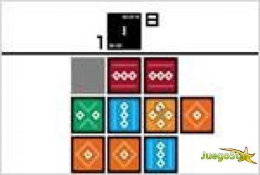 Juego  pushori juego de tablero