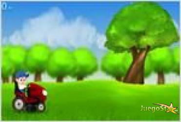 Juego mower move cortacesped