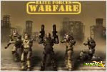 Juego  elite forces warfare las fuerzas de elite de la guerra