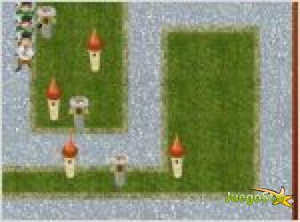 Juego  torres defensoras