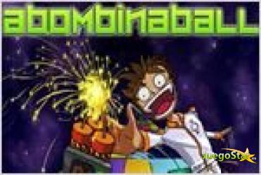 Juego  abombinaball desactivando bombas