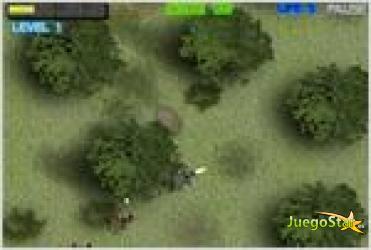 Juego  3d micro wars micro guerras 3d