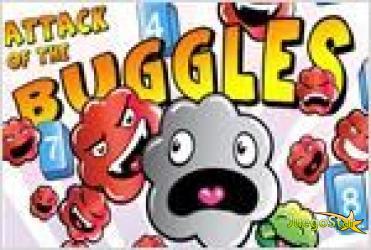 Juego  attack of the buggles el ataque de los buggles