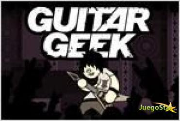 Juego  guitar geek el loco de la guitarra