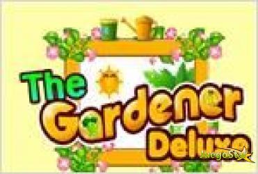 Juego  the gardener deluxe el jardinero de lujo