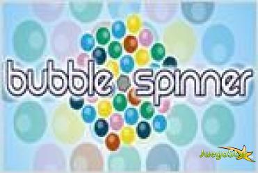 Juego bubble spinner rueda de burbujas