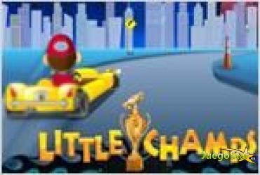 Juego  little champs pequeños campeones
