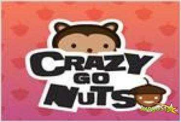 Juego crazy go nuts lanza a la ardilla