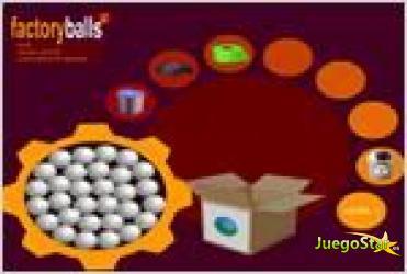 Juego  factory balls 2 fabrica de bolas 2