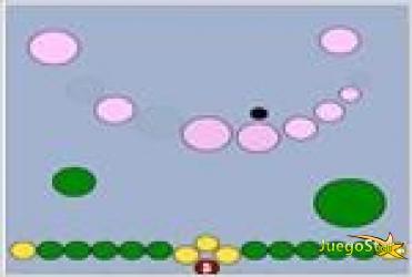Juego ball drop one juego de pinball