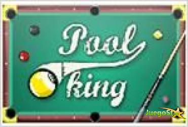 Juego  pool king rey del billar