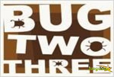 Juego  bug two three contando insectos