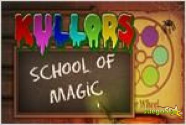 Juego  kullors school of magic kullors escuela de magia
