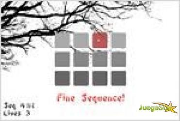 Juego  sequence secuencia
