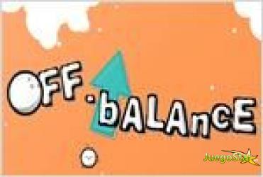 Juego  off balance desbalanceado