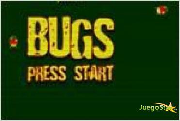 Juego  bugs insectos