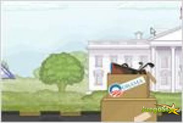 Juego  presidential street fight 2008 pelea callejera de candidatos a presidente