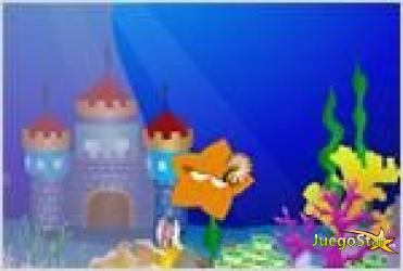 Juego  blobstar estrella de mar