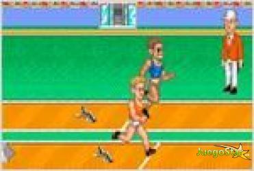 Juego  hypersports 100m dash 100 llanos