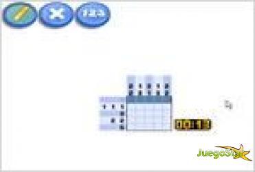 Juego  picross quest juego tipo puzzle