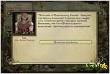 Juego  talesworth arena juego de batalla y estrategia