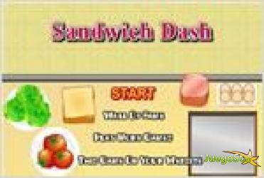 sandwich dash sandwicheria