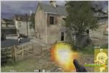 Juego  sniper duty francotirador