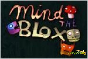 Juego  mind the blox apilando criaturas