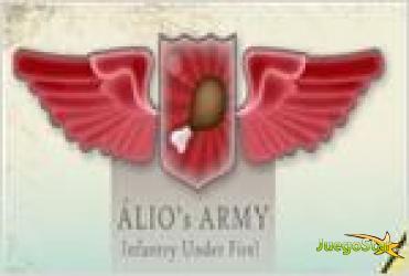 Juego  alios army 2 infantry under fire peloton de infanteria bajo fuego