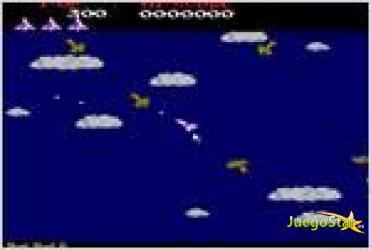 Juego time pilot piloto del tiempo
