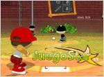 beisbol en la calle