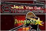jack van cell  stinger sniper el francotirador
