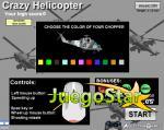 helicoptero loco