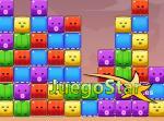 Pop juego de puzzle de cubos de colores