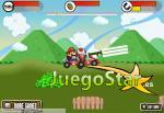 Mario Bros en carrera
