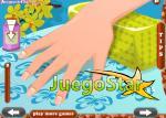 Diseña uñas con onda