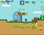 Sonic en el mundo de Mario