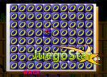Juego de memoria de Sonic
