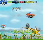 Sonic el piloto