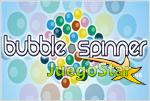 bubble spinner rueda de burbujas
