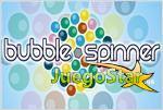 bubble spinner rueda de burbujas